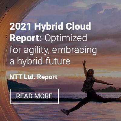 2021 Hybrid Cloud Report