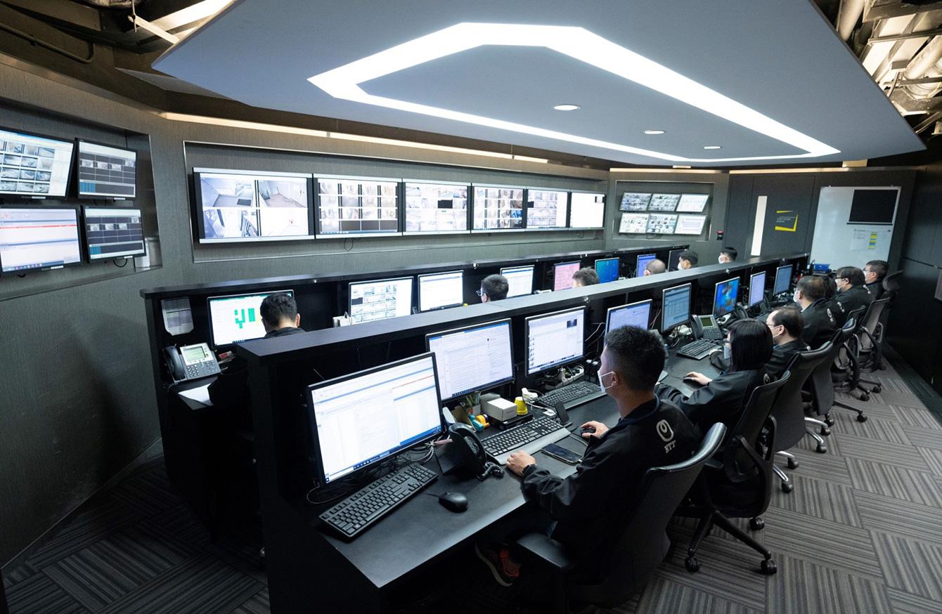 网络服务表现、稳定性及安全性特高